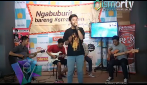 NGABUBURIT BARENG #SMARTIZEN – ISMARTV FIVE BROTHER BAND – BANDUNG