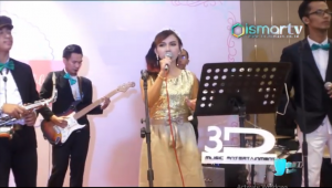[ISMARTV] HASNA'S SWEET 17TH BIRTHDAY  HOTEL CROWNE PLAZA BANDUNG
