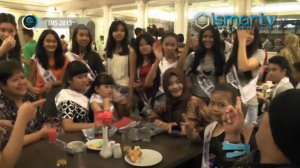 [ISMARTV] SIARAN ULANG GRAND FINAL INDONESIA MODEL SEARCH 2015 – HARI KEDUA